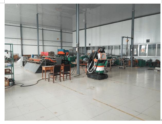 山东俊德机器人科技:研发、销售建筑墙面施工机器人