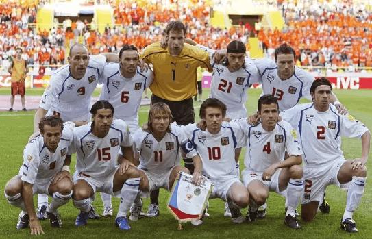 04年欧洲杯捷克众星云集