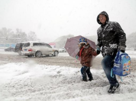 运城市教育局多措并举应对大雪天气保障学生安全