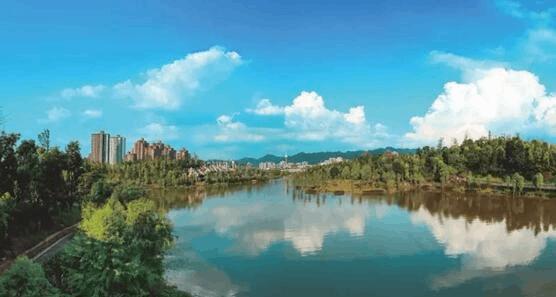 恒大绿岛新城 添彩璧山文化古城