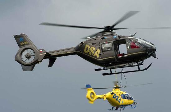 EC-135直升机