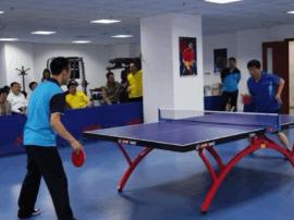 宜昌市直机关第三届乒乓球比赛圆满落幕