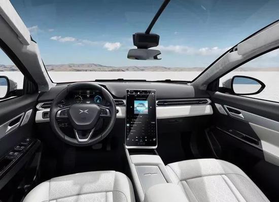 带自动驾驶功能 小鹏G3预收XX万起