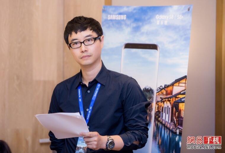 专访三星设计师:为中国用户提供超200种优化
