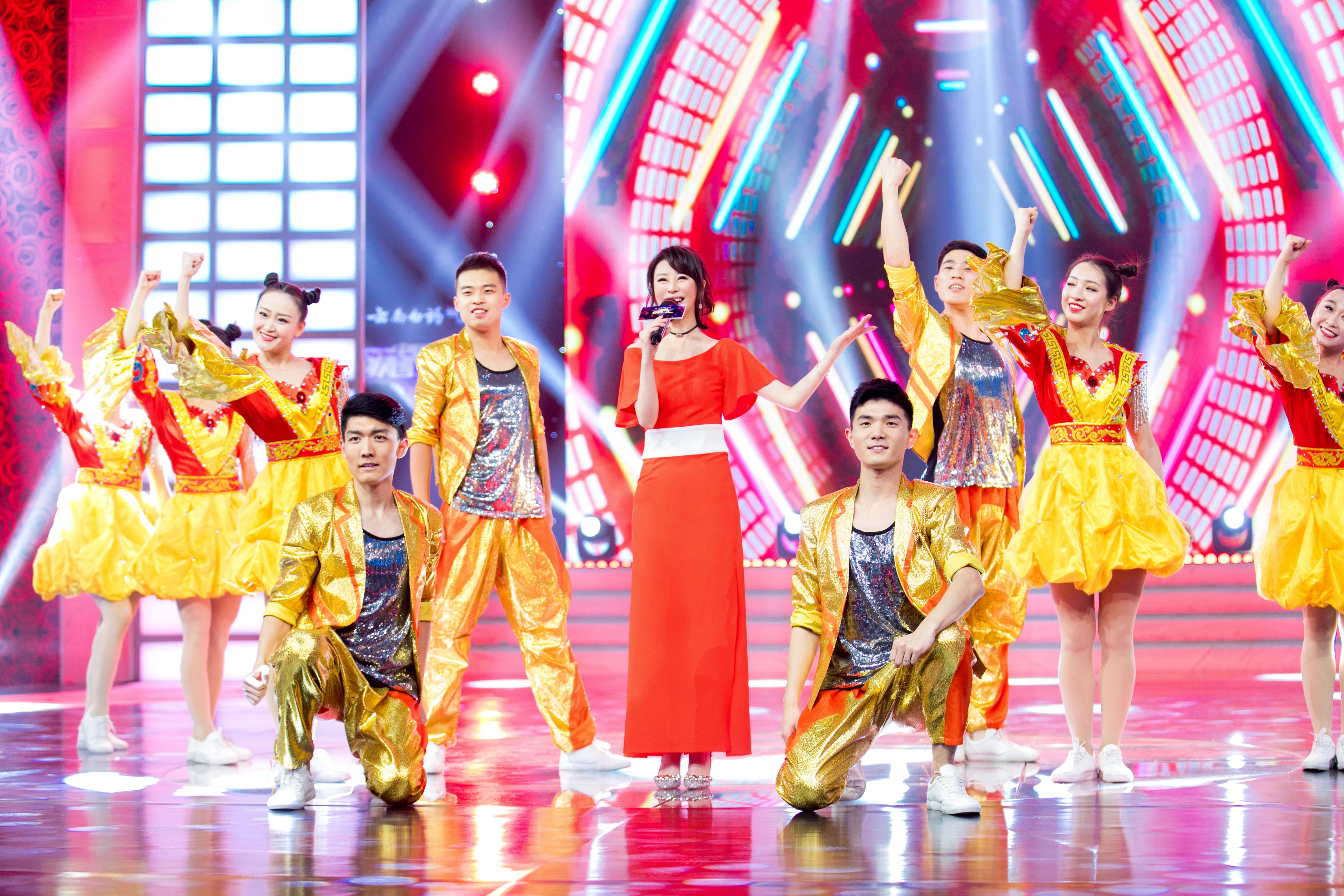 祖海《中国情歌汇》献唱remix版《好运来3.0》