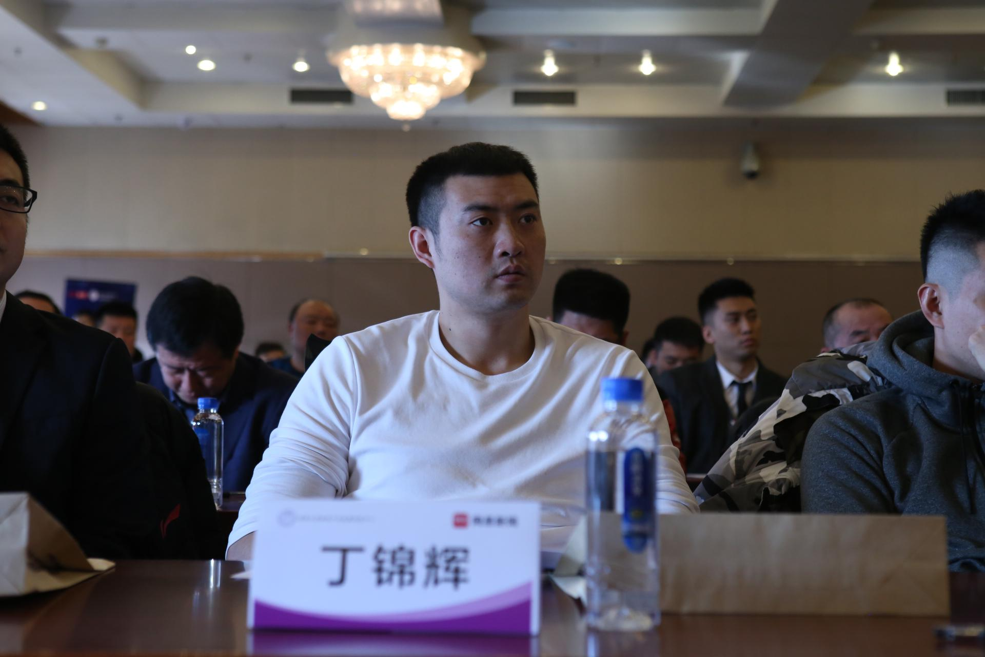 丁锦辉:基本功是青训关键 浙江进步蒋帅功不可没