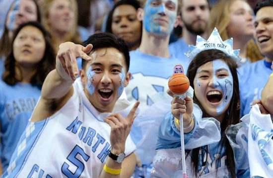 美大学体育特招发榜季 华裔获录取进名校学生增多
