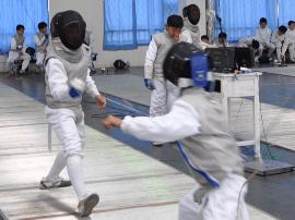 山西青少年击剑培训基地、山西击剑后备人才培训基地挂牌仪式在太原举行