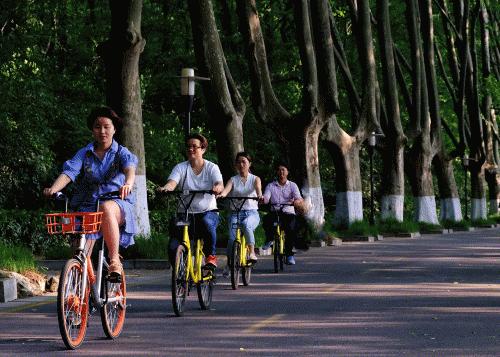 南京出台共享单车新政:车辆需上牌买保险