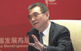 林毅夫:40年时间中国是唯一没发生金融危机的国家