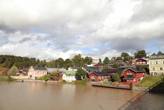 【前途,在路上】苍穹之下的芬兰——这么慢,那么美
