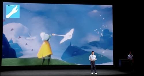 陈星汉新作惊艳Apple发布会,国服网易代理