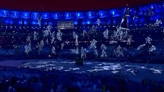 """奥运闭幕式""""东京八分钟""""有啥黑科技:AR惊艳亮相 AR资讯 第2张"""