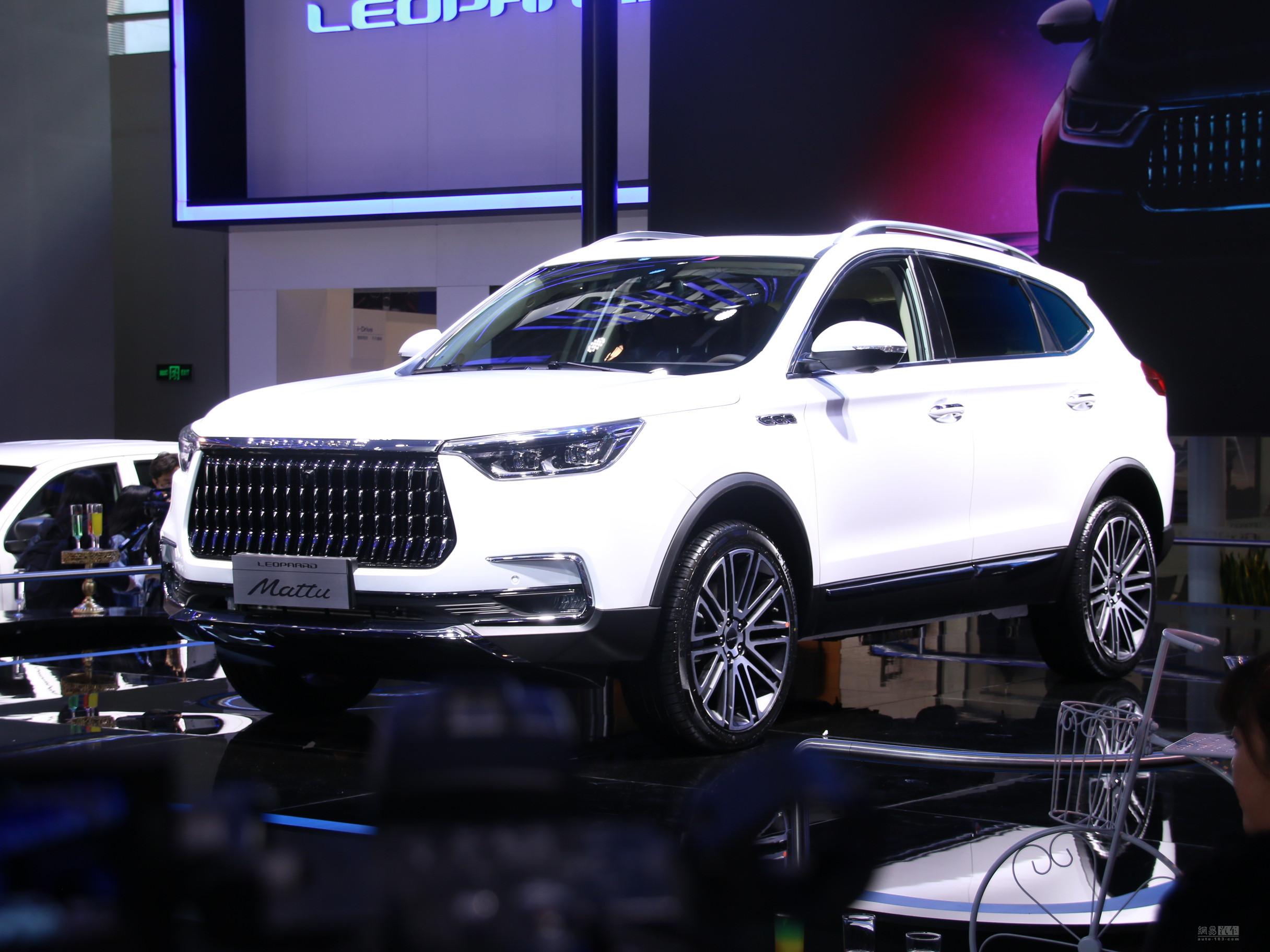 MATTU首次亮相 猎豹全新SUV将5月上市