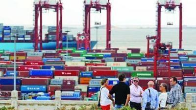 """河北一季度对""""一带一路""""沿线国家进出口稳步增长"""