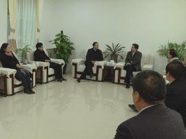 北京支援合作办到卢氏调研南水北调对口协作工作