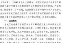 东城区2018年非京籍义务教育五证审核细则出台