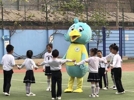 西城区育翔小学教育集团第二届体育节即将召开
