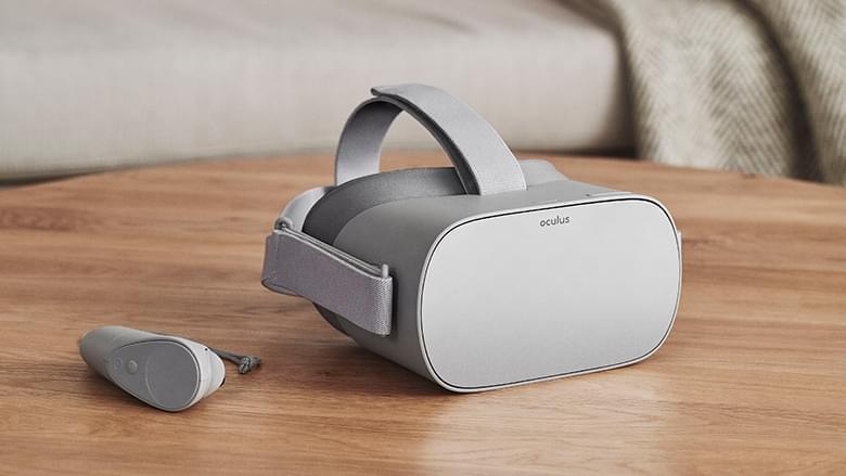 Facebook将推VR新头盔Oculus Go 售价199美元