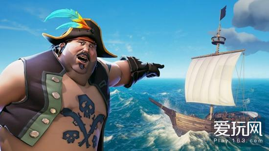 盗贼之海公布封测数据:33W玩家海上探险超200万小时