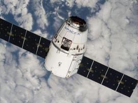 SpaceX补给飞船与国际空间站对接失败