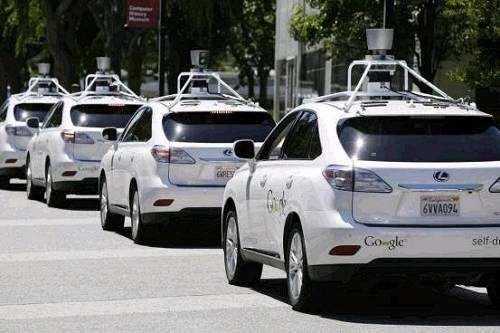 百家企业联名致信美参议院 敦促通过自动驾驶法案