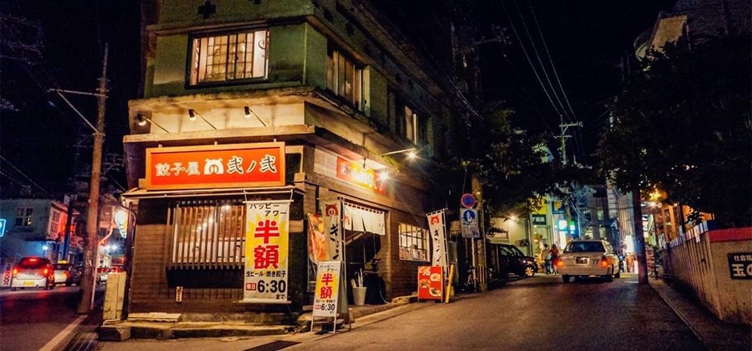 夜闯日本当地真正的「深夜食堂」