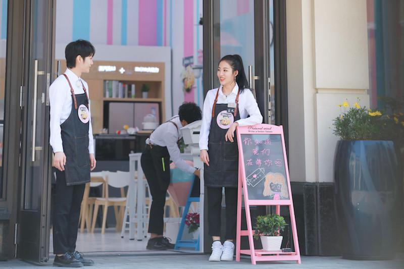 《心动的味道·厨语》刘也练就实力推销技能