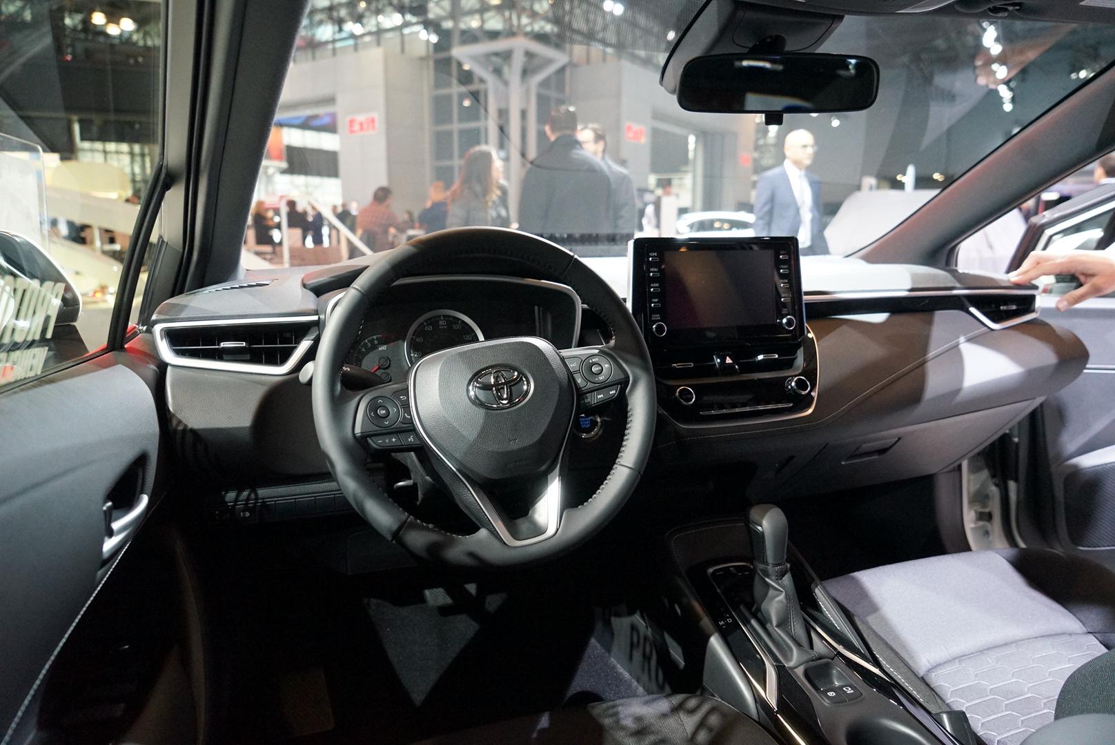 美版两厢卡罗拉 丰田发布全新卡罗拉iM