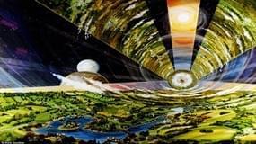 2100年太空殖民地