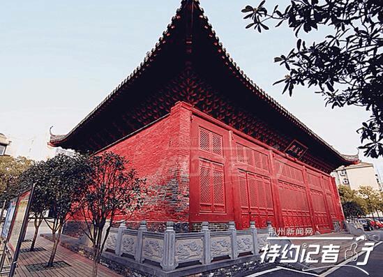特约记者行:荆州老建筑及名词术语