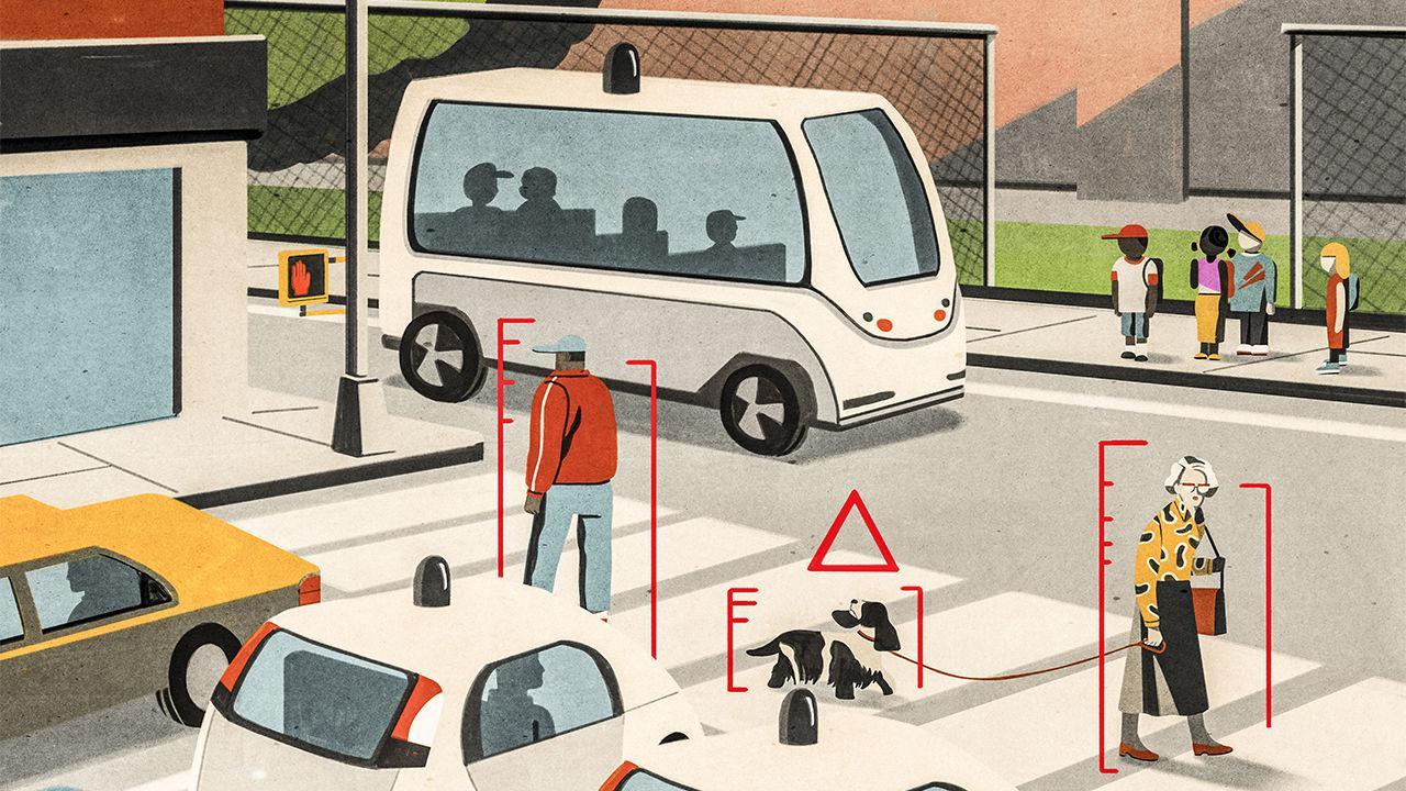 """自动驾驶学会""""常识推理""""需350年!现在上路你怕吗?"""
