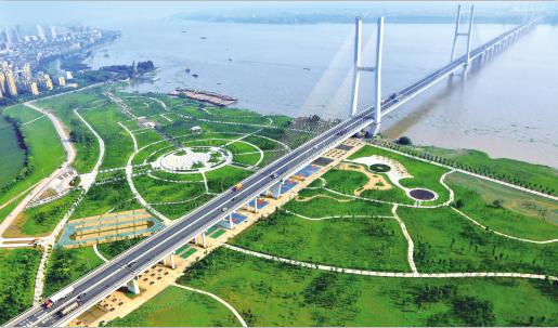 重磅!省里已规划,荆州要建120公顷绿廊