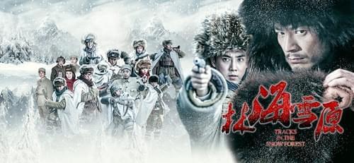 《林海雪原》海报
