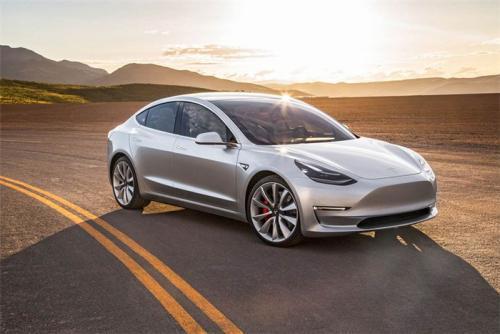 特斯拉5月底将暂停生产线6天 以提高Model 3产能