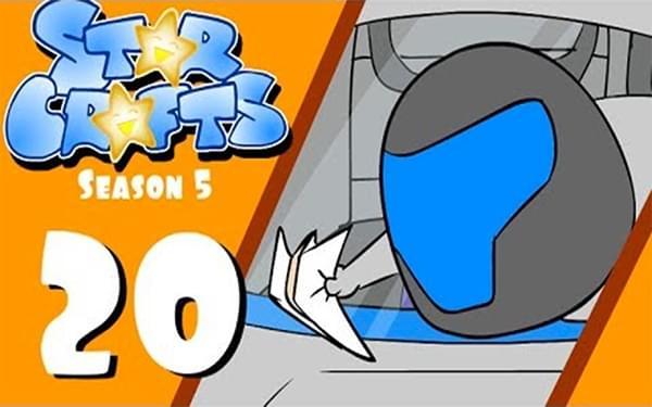 爆笑星际2第五季第20集:右键、韩宗、F2A