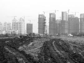 房企土储按下快进键前十强去年拿地4.85亿平方米
