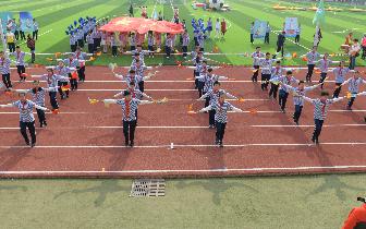 凝和韵精神 展运动风采——青岛镇江路小学2018年春季