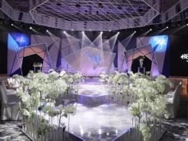 海口丽思卡尔顿酒店领衔婚庆顶尖品牌打造【肆 悦】婚礼大典