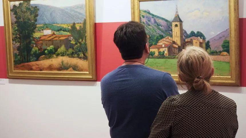 尴尬!法国一博物馆20年购140幅画 超半数为赝品