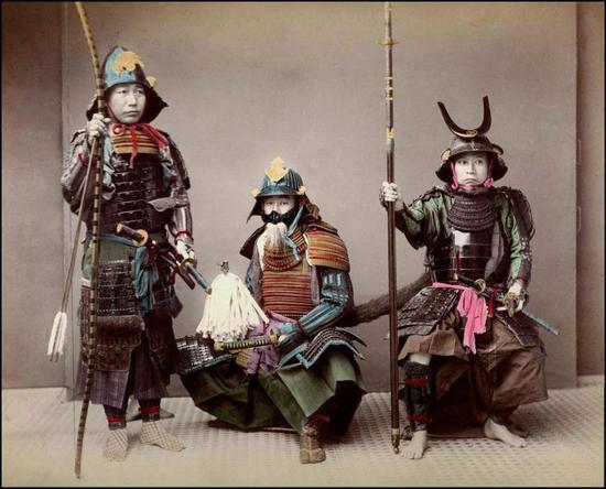 谜一般的日本武士——浅谈日本武士文化