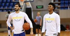 勇士添了他俩 NBA史上最强核武更强了