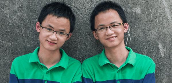 寒门出贵子!双胞胎兄弟上北大和上海交大