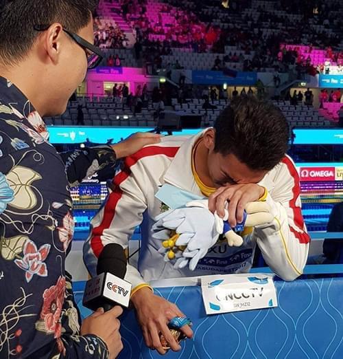 遇瓶颈险些退役被教练骂娘炮 徐嘉余填补中国游泳空白的背后