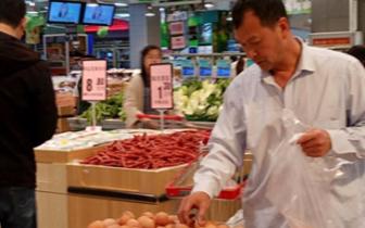 3月榕肉菜蛋水产价格全线下跌 4月或仍将降价