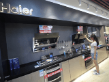 海尔厨电布局高端成套化 行业增速最快:上半年增54%