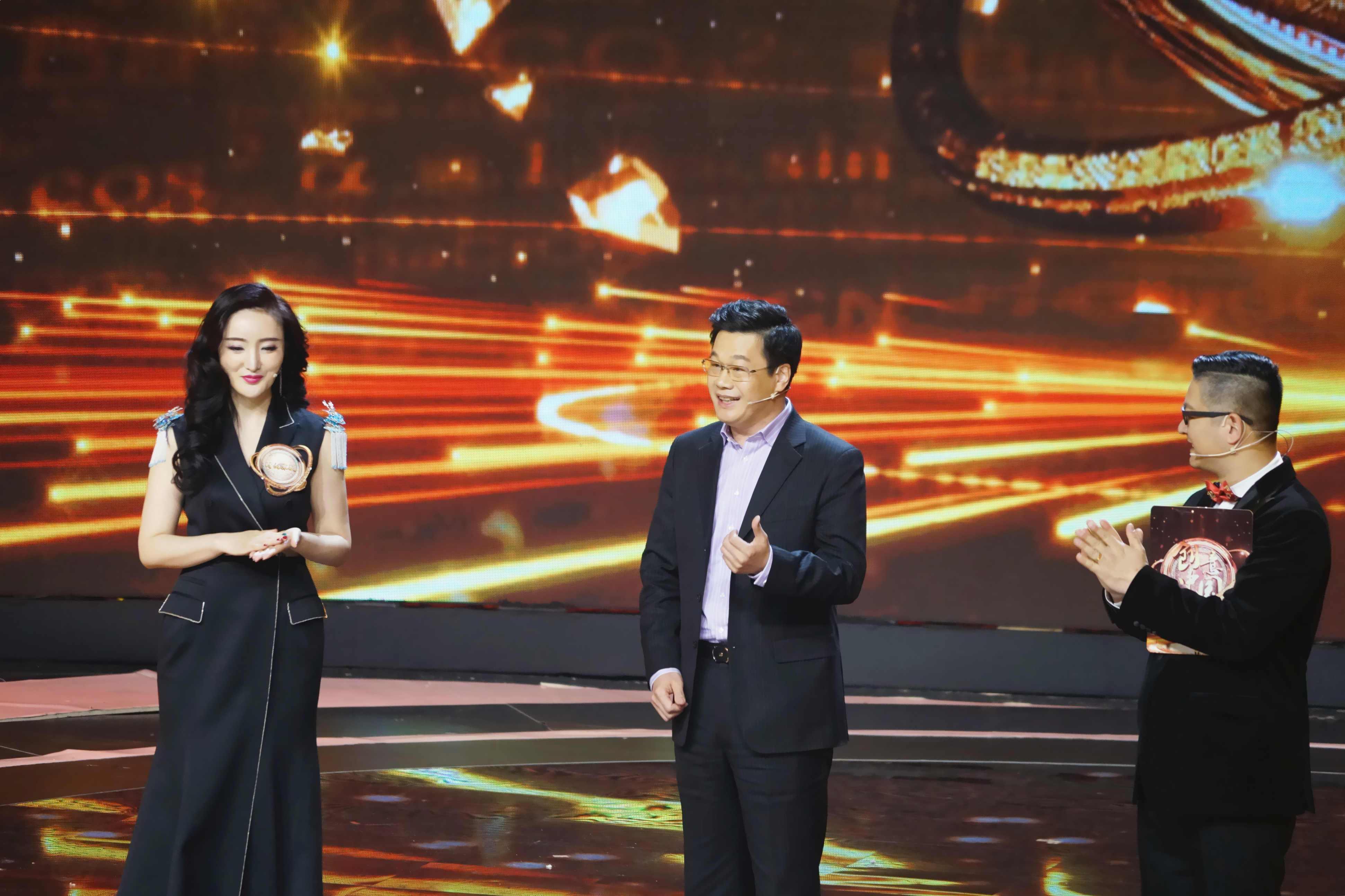 《创意中国》周茂非惊艳亮嗓 与创客唱《智斗》