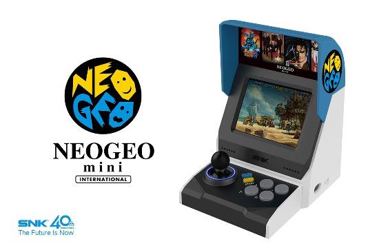 NEOGEO mini international