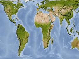 非洲面积是格陵兰14倍,地图上却一般大:美国学