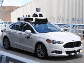 Uber遇技术难题:自动驾驶每英里需人工干预一次